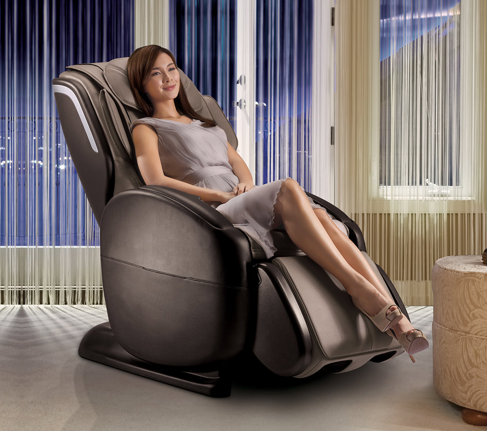 Ghế massage nội địa Nhật và Ghế massage Nhật nhập khẩu nguyên chiếc