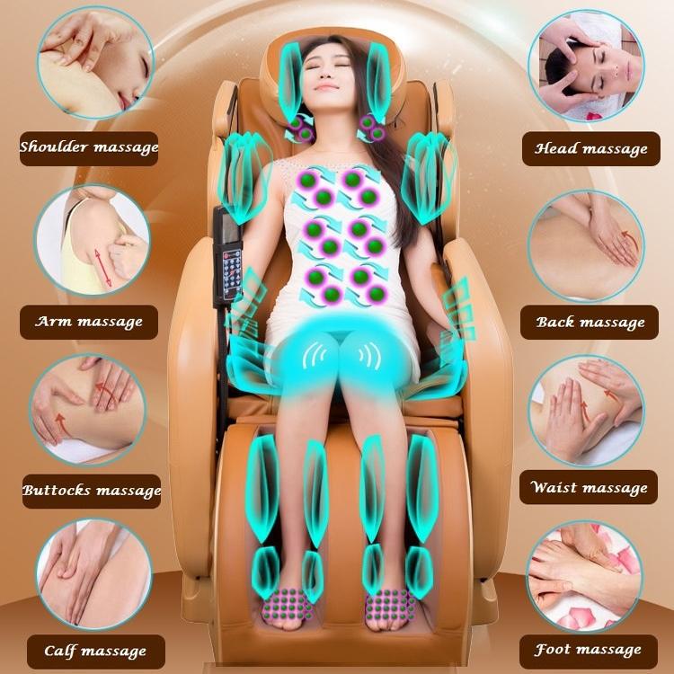 Ghế massage toàn thân loại nào cao cấp?