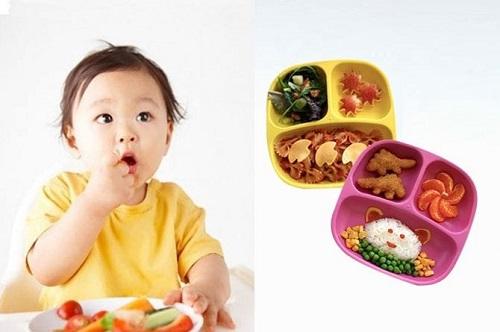 Thiết lập chế độ dinh dưỡng cho trẻ 1 tuổi hợp lý?