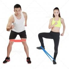 Bộ 3 dây đàn hồi Pseudois tập Gym và Yoga