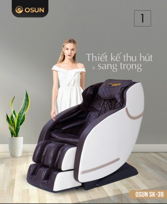 Ghế massage toàn thân OSUN SK-39