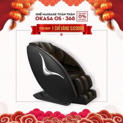 Ghế massage Okasa OS-368 (Nhập nguyên chiếc)