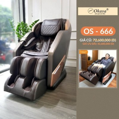 Ghế massage Okasa OS-666