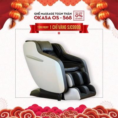 Ghế massage Okasa OS-568 ( Hot nhất 2018)