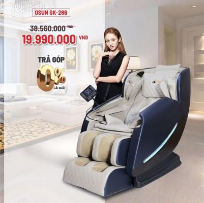 Ghế Massage Toàn Thân OSUN SK-266