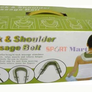 Đai massage Neck-Shou vai lưng cổ