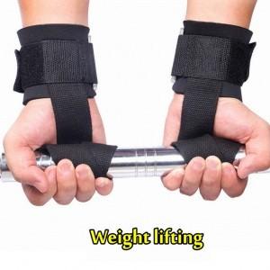 Dây cuốn cổ tay hỗ trợ nâng tạ IFIT