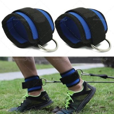 Dây quấn cổ chân hỗ trợ tập mông chân
