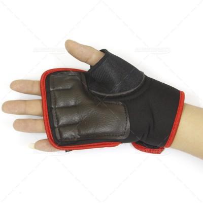 Găng tay tập tạ không cuốn viền