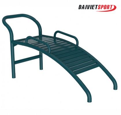 Ghế tập cơ bụng dùng cho tập luyện thể chất DV 011A