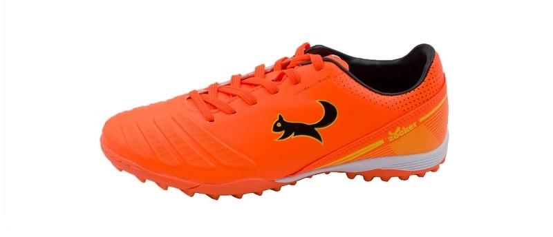 Giày bóng đá Zocker (da cam)