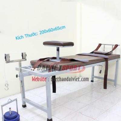 Giường kéo dãn cột sống lưng ĐV-02