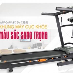 Máy chạy bộ điện đa năng Đại Việt DV-1355S