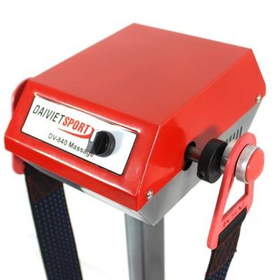 Máy massage đứng đầu đỏ DV-840