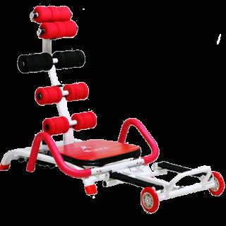 Máy Tập Bụng Fitness 2014