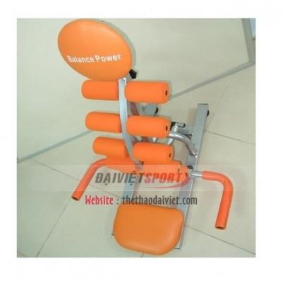 Máy tập cơ bụng balance power( Màu Cam)