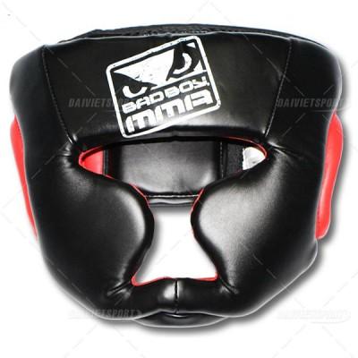Mũ bảo vệ Boxing MMA BADBOY