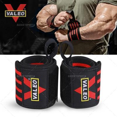 Quấn bảo vệ cổ tay tập gym Valeo