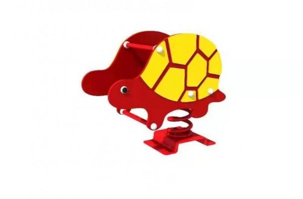 Thú nhún lò xo cho bé hình con rùa