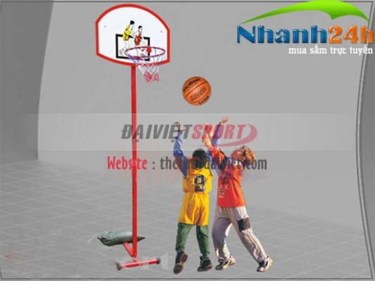 Trụ bóng rổ nhỏ BS810