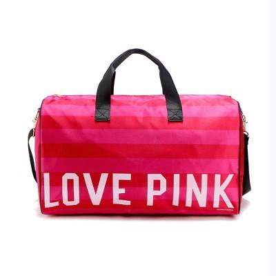 Túi xách Thể Thao Du Lịch-Love Pink