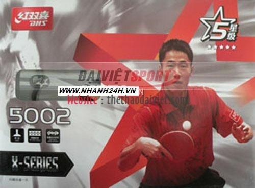 Vợt bóng bàn mút DHS 5002