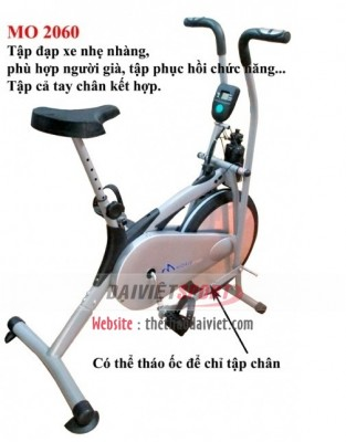 Xe đạp tập phục hồi sau tai biến