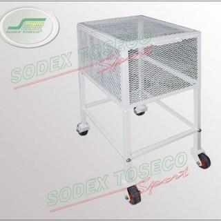 Xe đựng bóng tennis sắt T367