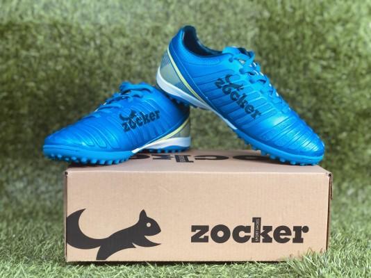 Giày bóng đá Zocker (xanh nước biển)