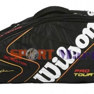 Bao đựng vợt Tennis Wilson 8109