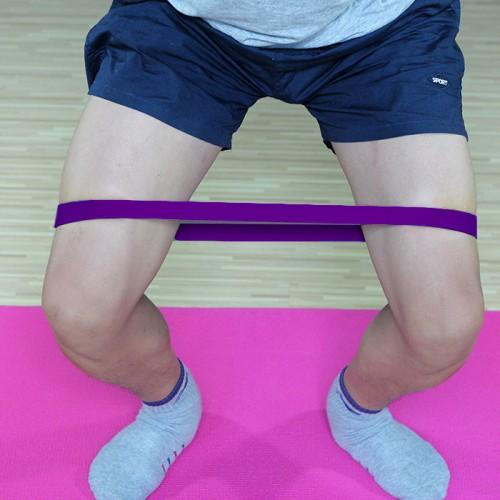 Dây đàn hồi tập mông chân 15-45LB