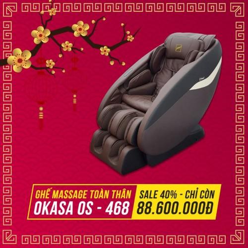 Ghế massage Okasa OS-468