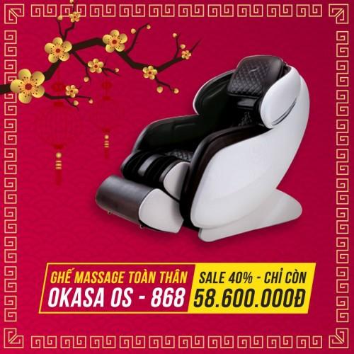 Ghế massage Okasa OS-868