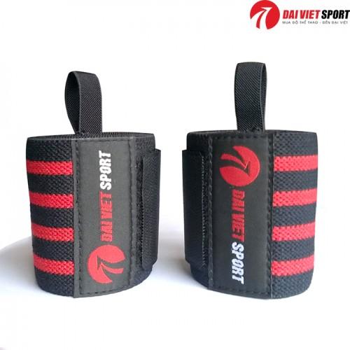Quấn bảo vệ cổ tay tập gym Đại Việt QT031
