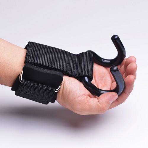 Quấn cổ tay có móc nâng tạ Đại Việt QT037