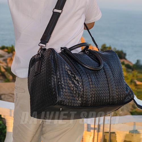 Túi xách da thể thao du lịch Seiveq