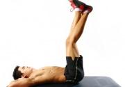 Những động tác tập cơ bụng đơn giản