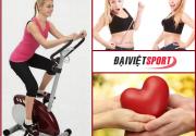 10 lợi ích của xe đạp tập thể dục