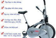Hướng dẫn tập đúng cách với xe đạp tập thể dục
