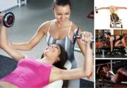 Nguyên nhân gây chấn thương trong tập gym