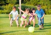 7 Phút vui chơi sẽ giúp trẻ cải thiện sức khỏe.