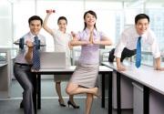 Các bài tập giảm mỡ bụng cho dân văn phòng