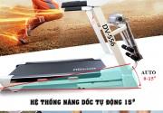 Tác dụng của máy chạy bộ Đại Việt lên cơ thể của bạn
