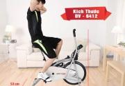 Hướng dẫn đạp xe đúng cách và hiệu quả