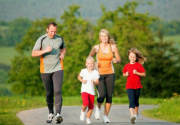 Những lợi ích cho trẻ tập thể dục ngoài trời