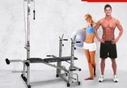 Những loại máy tập thể dục được ưa chuộng hiện nay