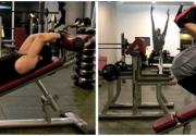 Một số bài tập cơ bụng 6 múi nhanh nhất