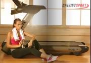 Sử dụng máy chạy bộ có giúp tăng cân không ?