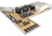 Hướng dẫn lắp đặt phòng tập gym