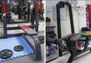 Thanh lý dụng cụ phòng tập gym - thể hình